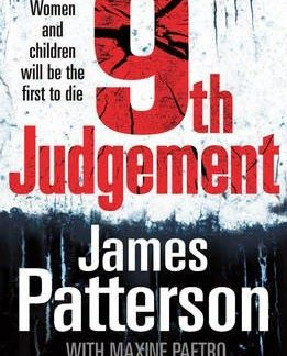 9th judgement james patterson
