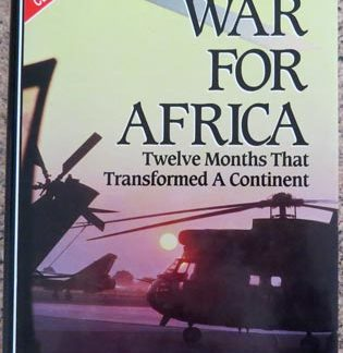 war for africa fred bridgland