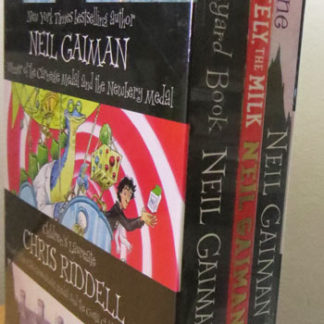 neil gaiman box set