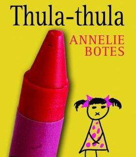 thula-thula omslag