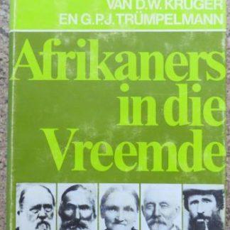 afrikaners in die vreemde