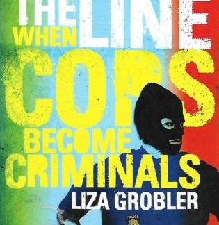crossing the line liza grobler