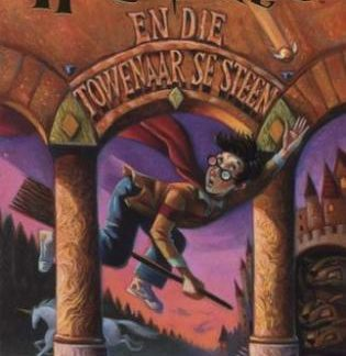 harry potter en die towenaar se steen