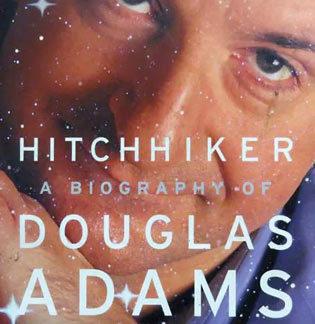 hitchhiker biography douglas adams