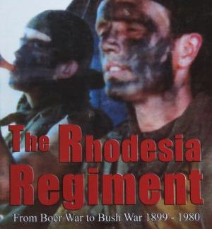 the rhodesia regiment binda