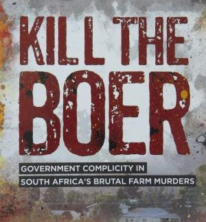 kill the boer ernst roets