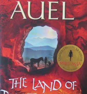 land of painted caves auel