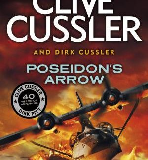 poseidon's arrow cussler