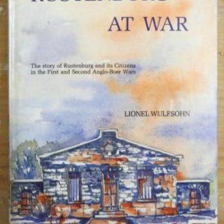 rustenburg at war