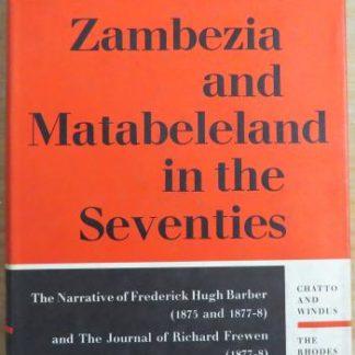 zambezia and matabeleland
