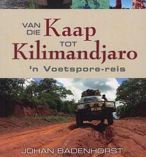 kaap tot kilimandjaro voetspore