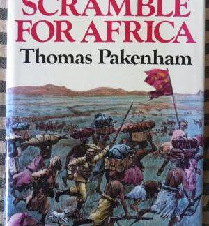 the scramble for africa pakenham