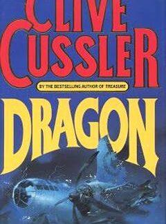 Dragon - Clive Cussler hardcover