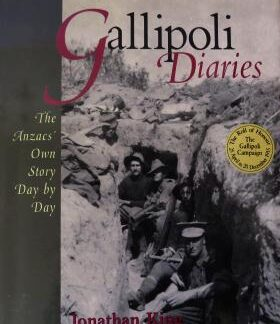 gallipoli diaries anzacs king