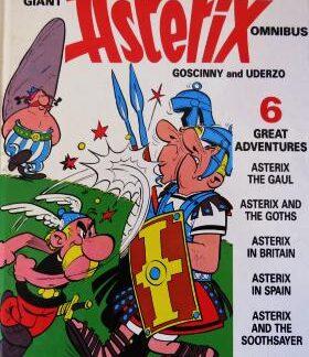 the giant asterix omnibus