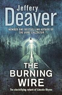 the burning wire jeffery deaver