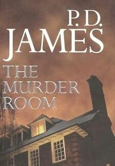 the murder room pd james